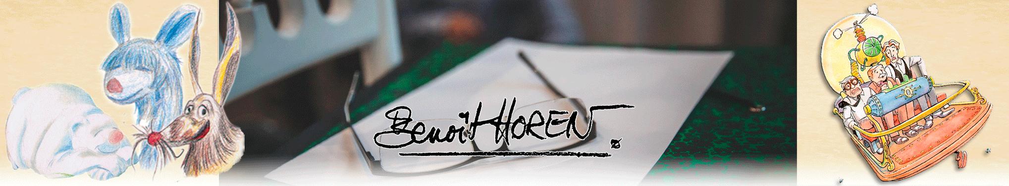Benoit Horen Illustrations, caricatures, BD - BD, Illustrations, caricatures pour vos événements